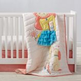 Wardrobe Change Crib Bedding