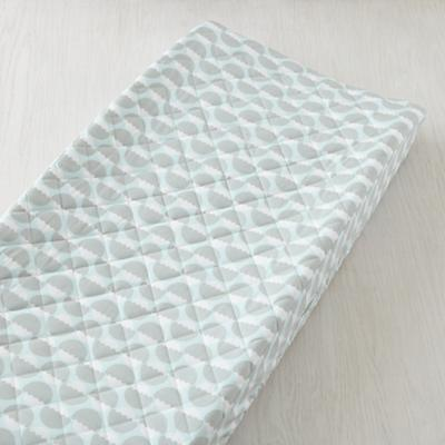 Well Nested Changing Pad Cover (Blue)
