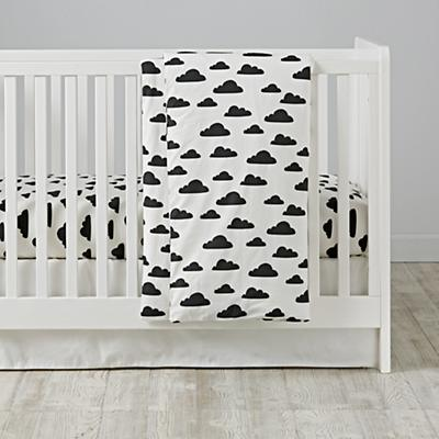 Organic Cloud Toddler Duvet Cover