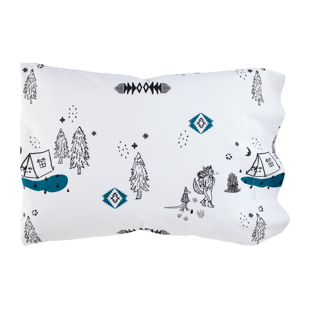Campground Pillowcase