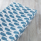 High Seas Whale Changing Pad Cover