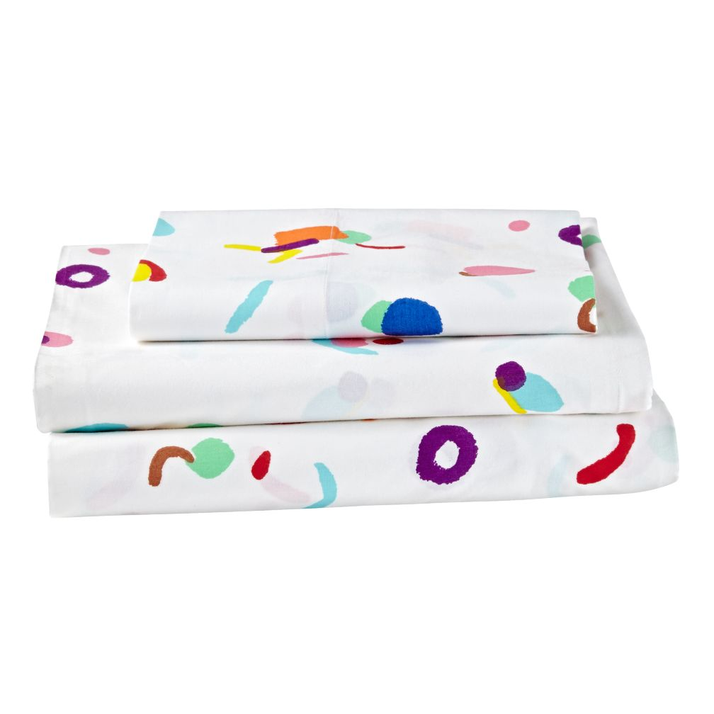 Color Fest Sheet Set (Twin)