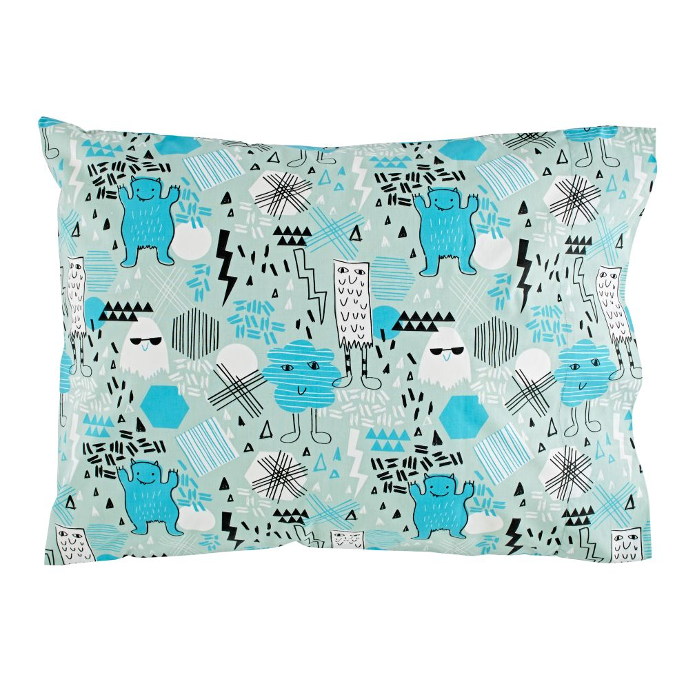 Creature Comfort Pillowcase