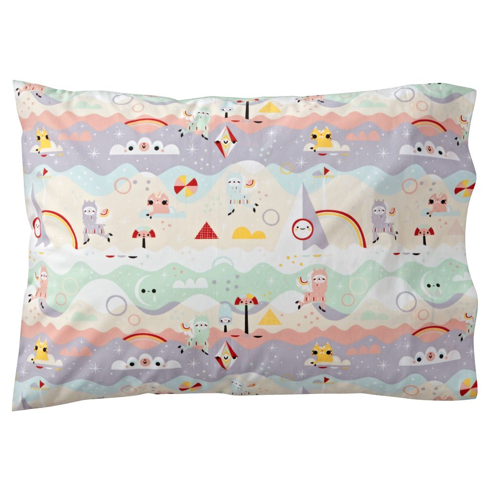 Organic Dreamscape Pillowcase