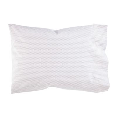 Early Edition Pillowcase (Pink Dot)