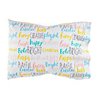 Word Early Edition Pillowcase.