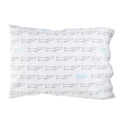 Early Edition Pillowcase (Dog)
