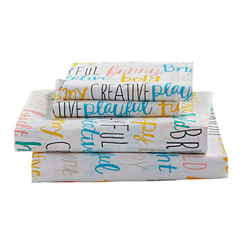 Full Early Edition Sheet Set (Word)