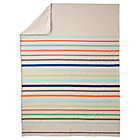 Essential Stripe Full-Queen Duvet Cover