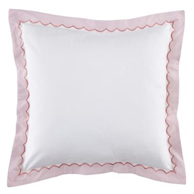 Extended Stay Pink Euro Sham