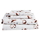 Full Poky Little Puppy Sheet SetIncludes fitted sheet, flat sheet and two pillowcases