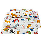 Full Favorite Things Sheet SetIncludes fitted sheet, flat sheet and two pillowcases