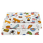 Twin Favorite Things Sheet SetIncludes fitted sheet, flat sheet and one pillowcase