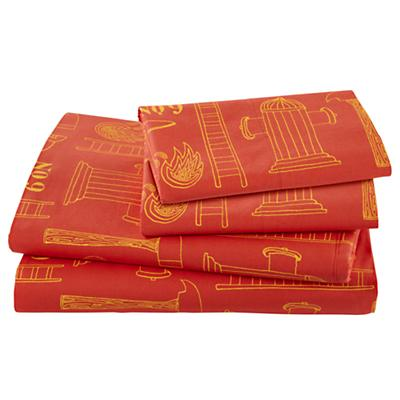 Fire Cadet Sheet Set (Full)