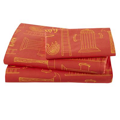 Fire Cadet Sheet Set (Twin)
