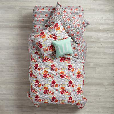 Floral Pop Duvet Cover