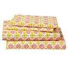 Full Fly Away Sheet SetIncludes fitted sheet, flat sheet and two pillowcases