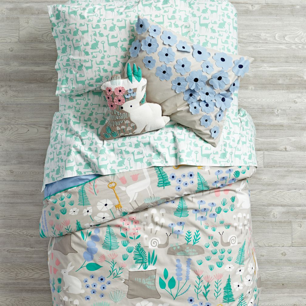 Folktale Forest Duvet Cover