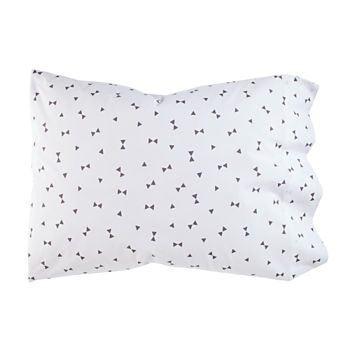 Organic Go Lightly Grey Triangle Pillowcase