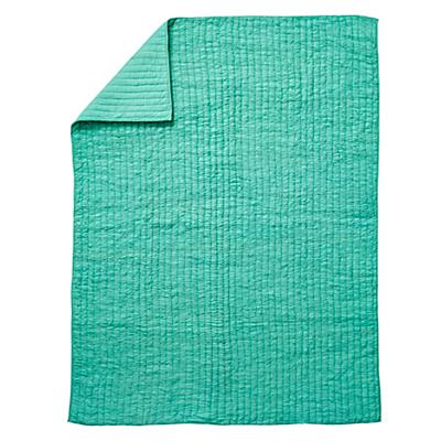 Twin Go Lightly Quilt (Mint)