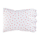 Pink Triangle Go Lightly Pillowcase.