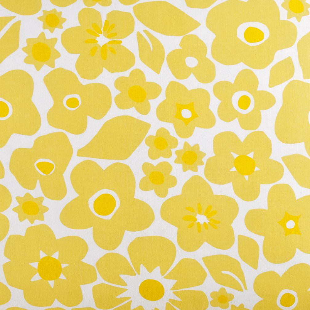 Yellow Floral