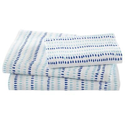 High Frequency Teardrop Sheet Set (Twin)