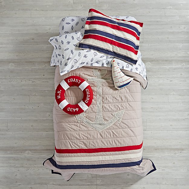 High Seas Bedding
