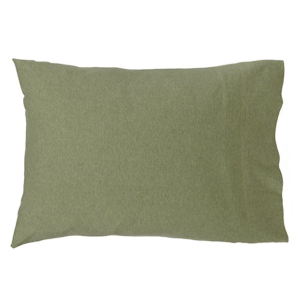 Pure Jersey Pillowcase (Green)