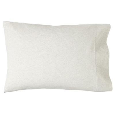 Pure Jersey Pillowcase (Natural)