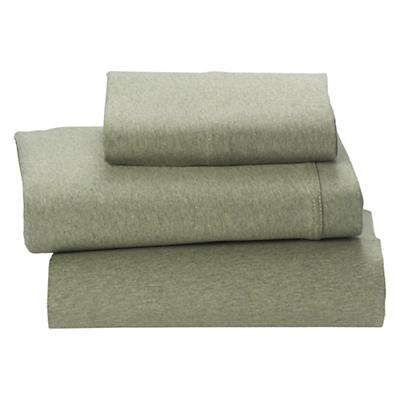 Twin Pure Jersey Sheet Set (Green)