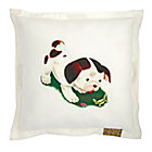 Poky Little Puppy Square Throw Pillow