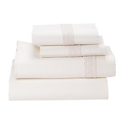 Lacy Sheet Set (White)