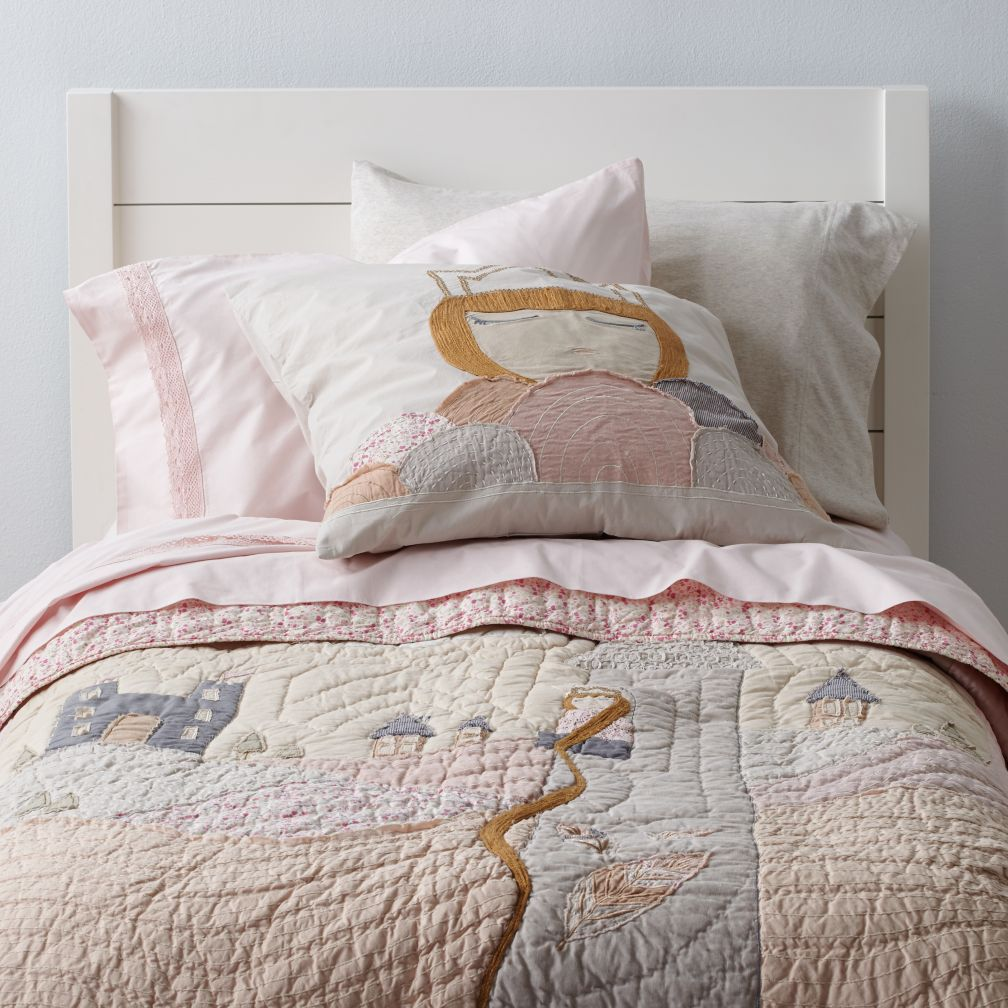how to decorate bedroom rapunzel themed bedding the land of nod 15578