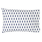 Little Prints Blue Rocket Pillowcase
