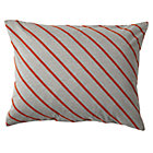 Orange Stripe Little Prints Sham