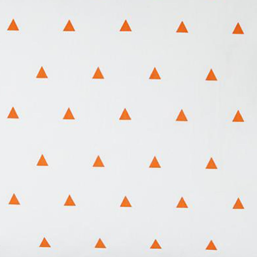 Orange Triangle