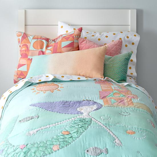 Mermaid Kids Bedding