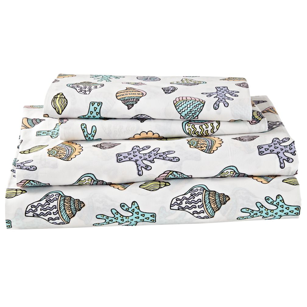 New Wave Nautical Sheet Set (Full)