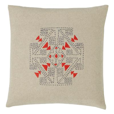 Geo Mix Throw Pillow