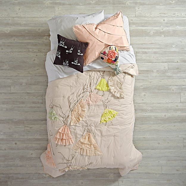 Pirouette Bedding