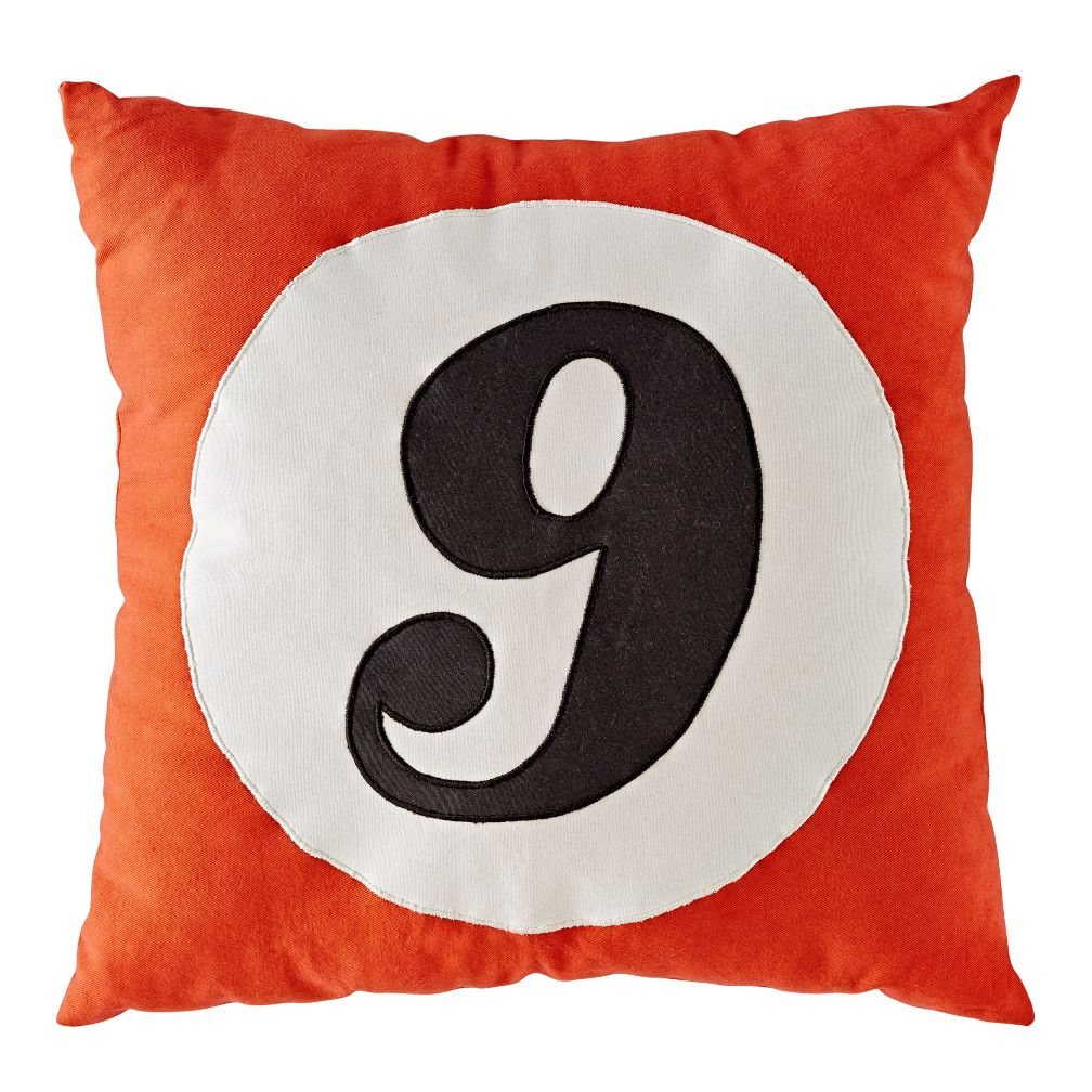 Pit Crew #9 Throw Pillow
