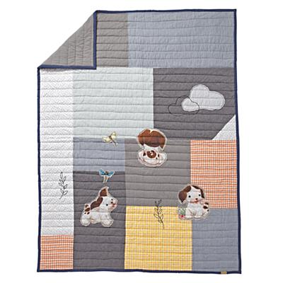 Poky Little Puppy Quilt (Twin)