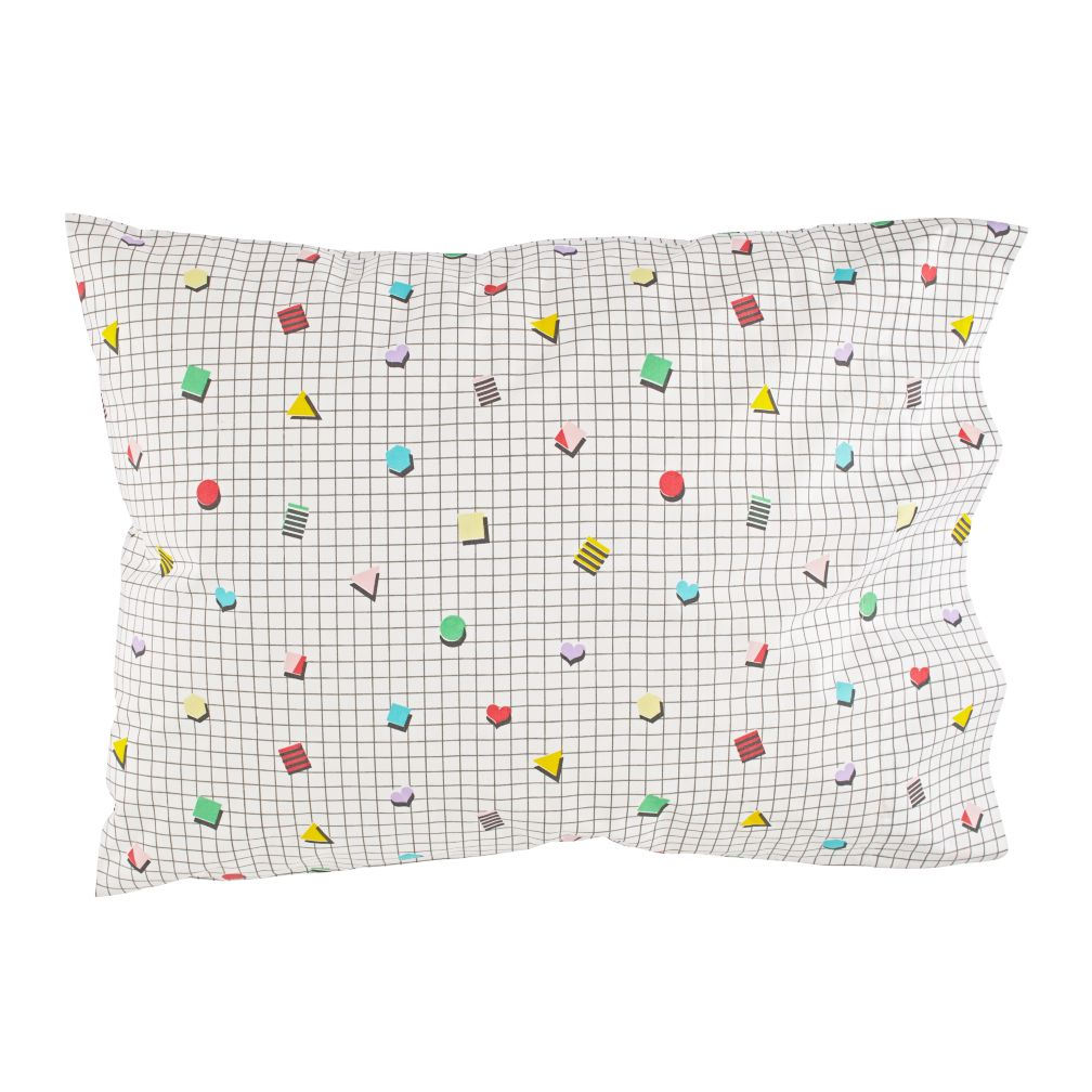 Rainbow Charm Pillowcase