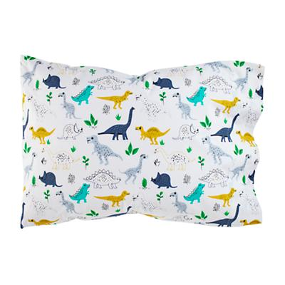Organic Retro Reptile Pillowcase