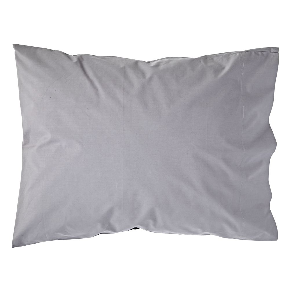 Simply Grey Pillowcase