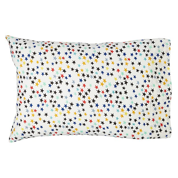 Organic Superstar Jersey Pillowcase