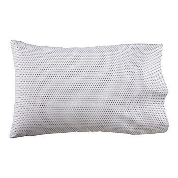 Organic Swiss Dot Pillowcase