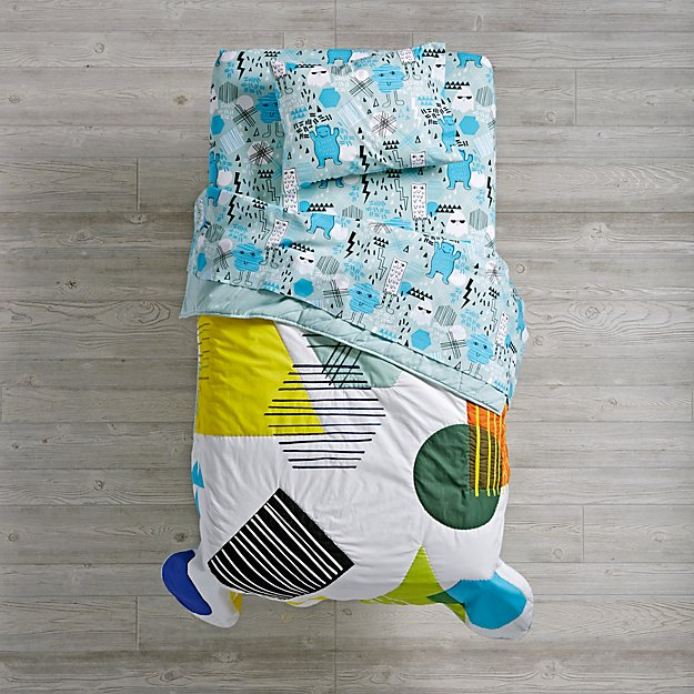 Creature Comfort Toddler Bedding