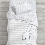 Early Edition Toddler Bedding (Bunny)